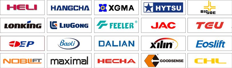 Các thương hiệu xe nâng hàng Trung Quốc