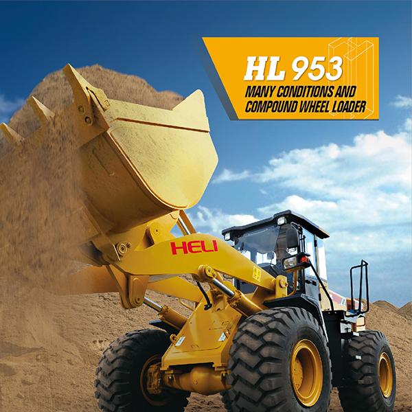 MÁY XÚC LẬT HELI HL953