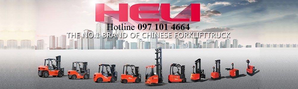 Xe nâng Heli | Xe nâng Trung Quốc | Mới chính hãng 100%