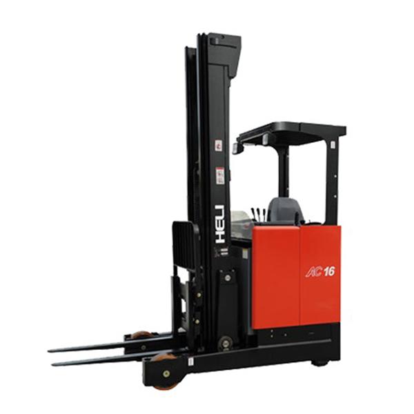 Xe nâng điện Reach Truck Heli 1.6 Tấn