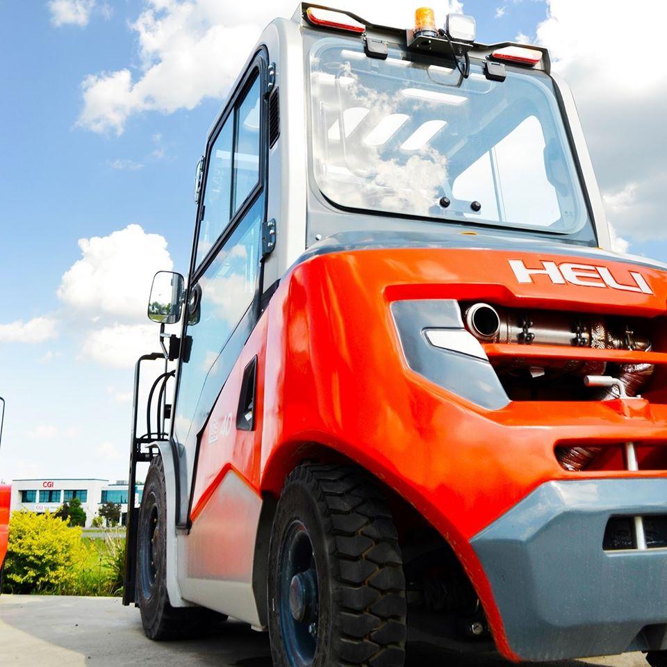 Vị trí của xe nâng cũ trong ngành công nghiệp hiện nay | Xe nâng HELI 0961134520