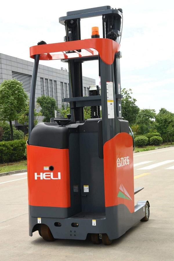 Xe nâng Reach Truck HELI 1,5 tấn | Xe nâng HELI Bình Minh