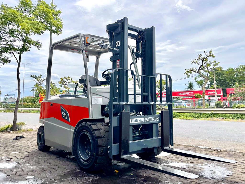 Xe nâng điện 4-5 tấn G3 Series